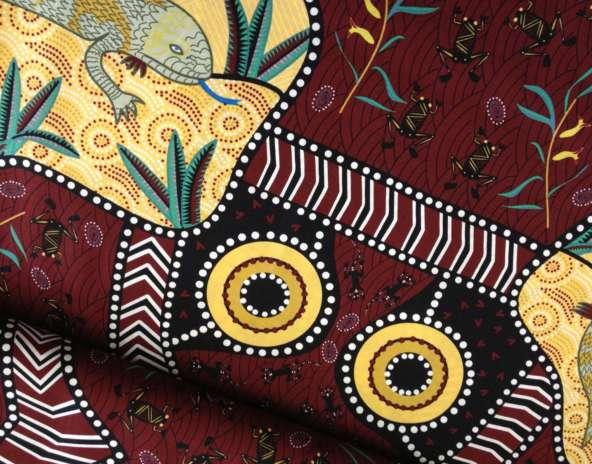 Nambooka Aboriginal Fabrics